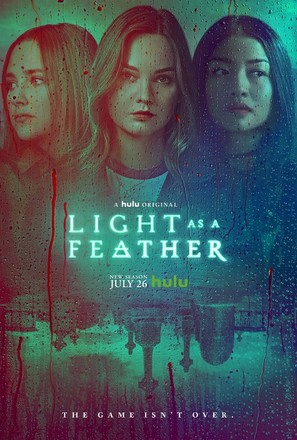 """""""Light as a Feather"""" - Movie Poster (thumbnail)"""