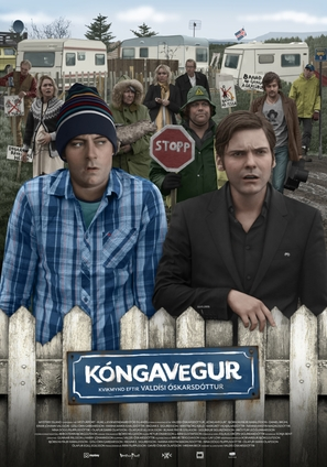 Kóngavegur - Icelandic Movie Poster (thumbnail)