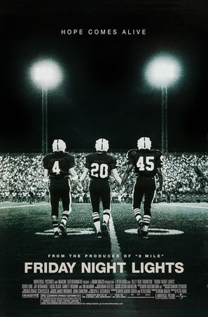 Friday Night Lights - Movie Poster (thumbnail)