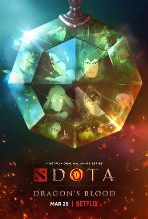 """Dota: Dragon's Blood"" - Movie Poster (thumbnail)"