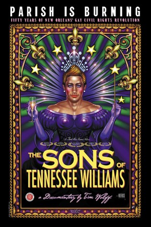 The Sons of Tennessee Williams - Movie Poster (thumbnail)