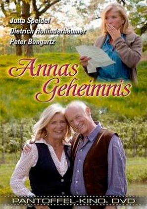 Annas Geheimnis - German Movie Poster (thumbnail)