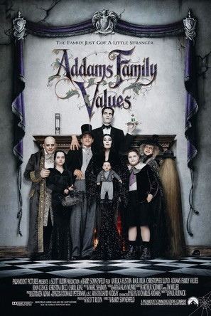 Addams Family Values - Movie Poster (thumbnail)