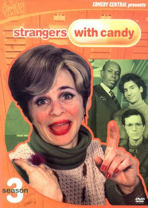 """Strangers with Candy"" - DVD movie cover (thumbnail)"