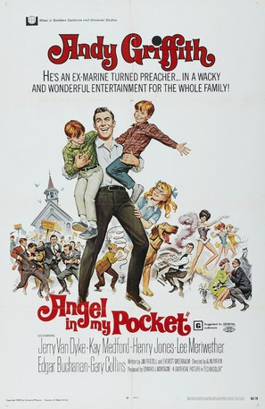 Angel in My Pocket - Movie Poster (thumbnail)