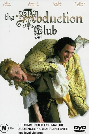 The Abduction Club - Australian DVD cover (thumbnail)