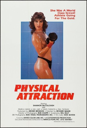 Physical Attraction - Movie Poster (thumbnail)