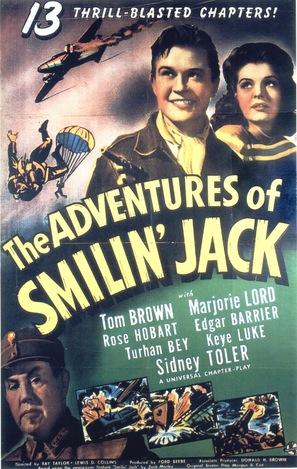 Adventures of Smilin' Jack - Movie Poster (thumbnail)