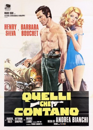 Quelli che contano - Italian Movie Poster (thumbnail)