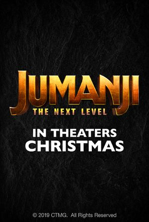 Jumanji: The Next Level - Movie Cover (thumbnail)