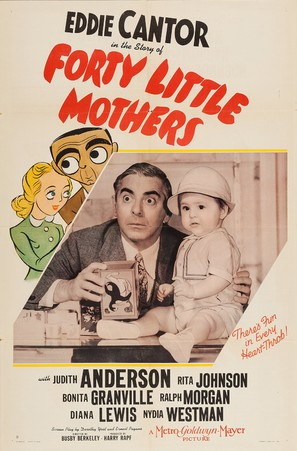 Forty Little Mothers - Movie Poster (thumbnail)