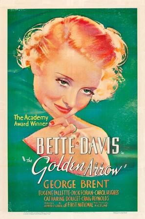 The Golden Arrow - Movie Poster (thumbnail)