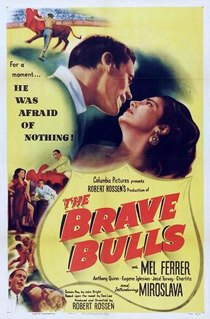The Brave Bulls - Movie Poster (thumbnail)