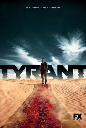 """""""Tyrant"""" - Movie Poster (thumbnail)"""