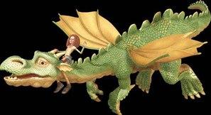 """Jane and the Dragon"" - New Zealand Key art (thumbnail)"