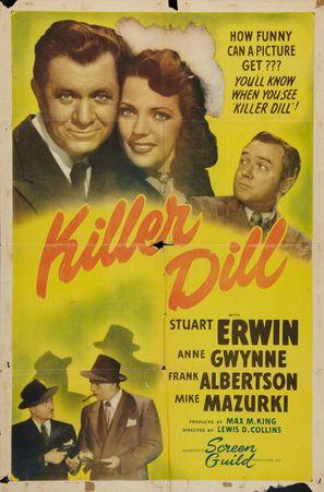 Killer Dill - Movie Poster (thumbnail)