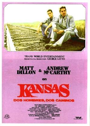 Kansas - Spanish Movie Poster (thumbnail)