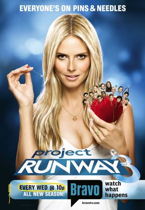 """Project Runway"" - Movie Poster (thumbnail)"