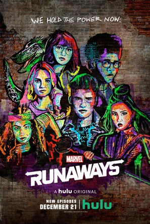 """Runaways"" - Movie Poster (thumbnail)"