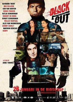 Black Out - Dutch Movie Poster (thumbnail)