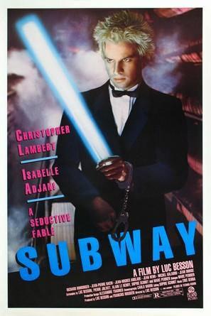 Subway - Movie Poster (thumbnail)