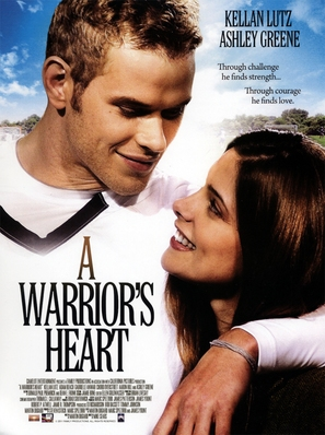 A Warrior's Heart - Movie Poster (thumbnail)