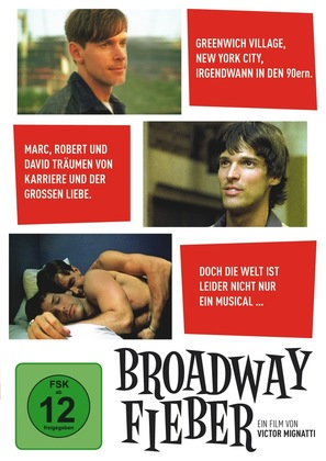 Broadway Damage - German Movie Cover (thumbnail)