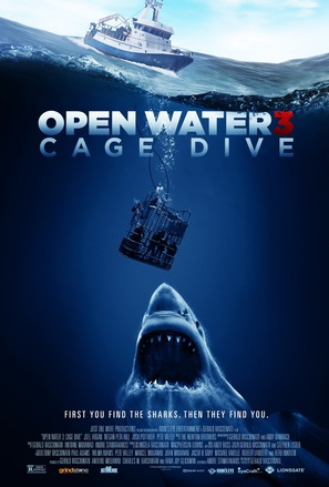 Cage Dive - Movie Poster (thumbnail)