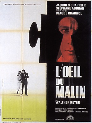 Oeil du malin, L' - French Movie Poster (thumbnail)