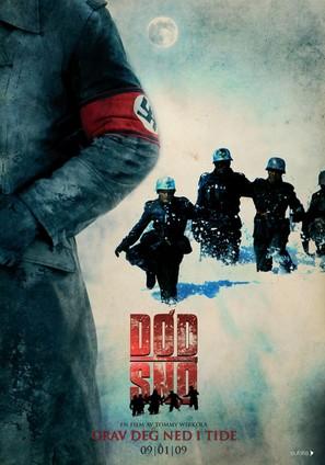 Død snø - Norwegian Movie Poster (thumbnail)