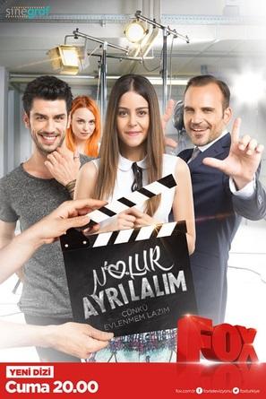 """""""N'olur Ayrilalim"""" - Turkish Movie Poster (thumbnail)"""
