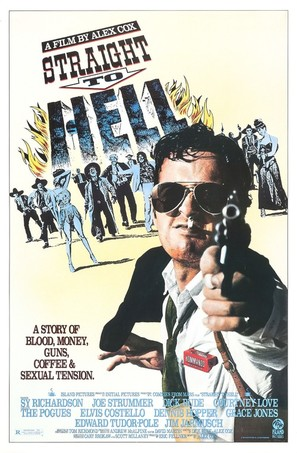 Straight to Hell - Movie Poster (thumbnail)
