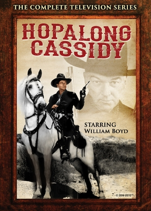 """Hopalong Cassidy"" - DVD movie cover (thumbnail)"