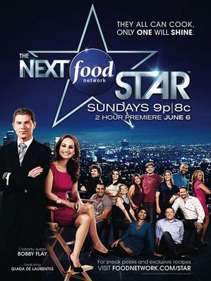 """The Next Food Network Star"""