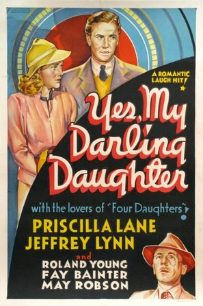 Yes, My Darling Daughter - Movie Poster (thumbnail)