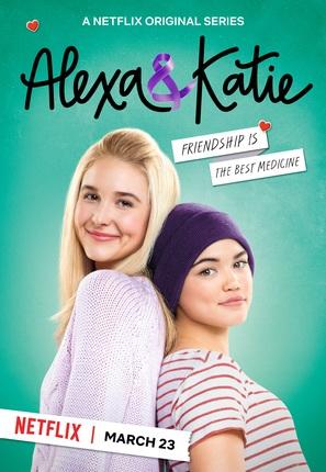"""""""Alexa & Katie"""" - Movie Poster (thumbnail)"""
