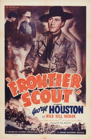 Frontier Scout - Movie Poster (thumbnail)