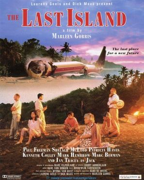 The Last Island - Dutch Movie Poster (thumbnail)