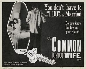 Common Law Wife - Movie Poster (thumbnail)