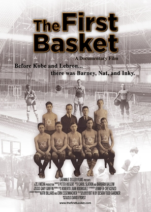 The First Basket - Movie Poster (thumbnail)
