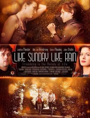 Like Sunday, Like Rain - Movie Poster (thumbnail)