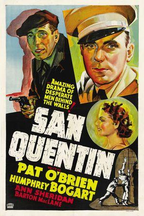 San Quentin - Movie Poster (thumbnail)