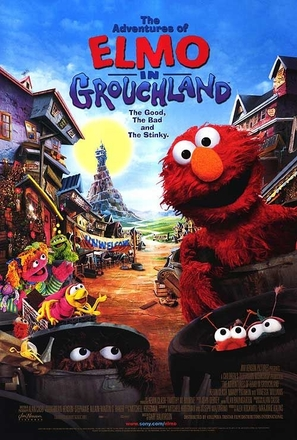 The Adventures of Elmo in Grouchland - Movie Poster (thumbnail)
