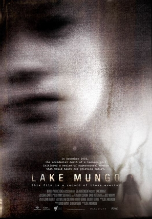 Lake Mungo - Australian Theatrical poster (thumbnail)
