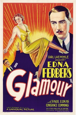 Glamour - Movie Poster (thumbnail)