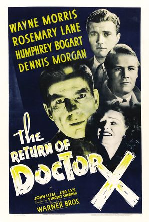 The Return of Doctor X - Movie Poster (thumbnail)