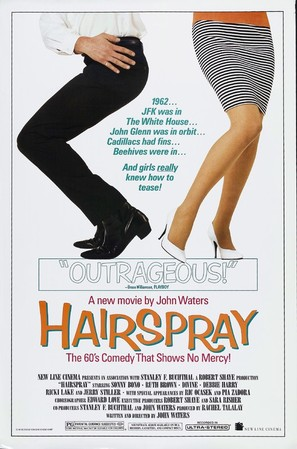 Hairspray - Movie Poster (thumbnail)