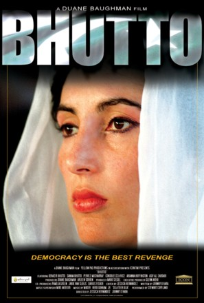 Benazir Bhutto - Movie Poster (thumbnail)