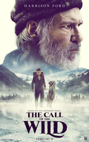 The Call of the Wild - Movie Poster (thumbnail)