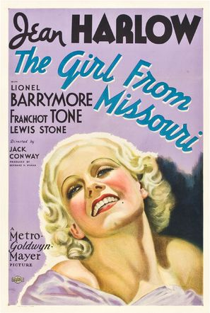 The Girl from Missouri - Movie Poster (thumbnail)